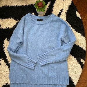 J.Crew Baby Blue Sweater Sz XXS